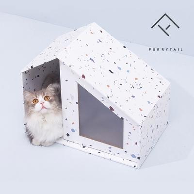고양이 하우스 숨숨집 교체용 스크래처보드_대형