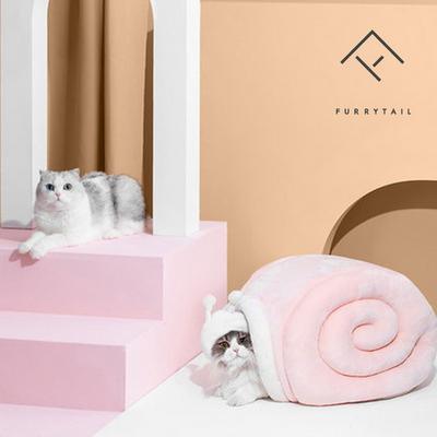 고양이 달팽이터널 숨숨집 하우스