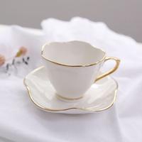 골드림 연잎 커피잔 1인 세트