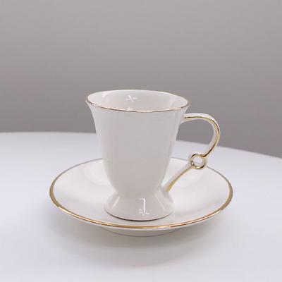 골드 클래식 커피잔