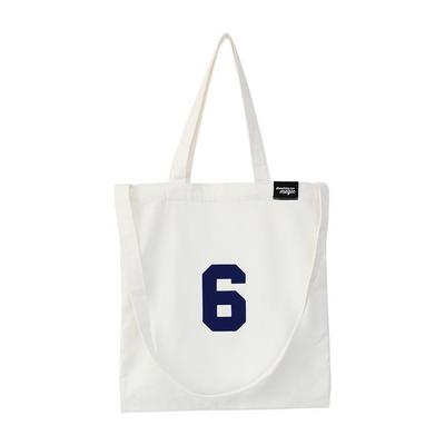 주문제작 넘버링백 Custom Numbering Bag - WHITE