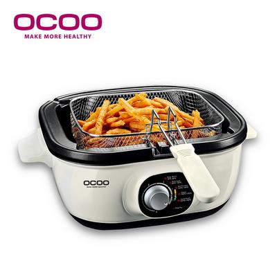 멀티쿠커 보온 찌개 찜 볶음 튀김 슬로우쿡 딥프라이 만능쿠커 OCC-SC200