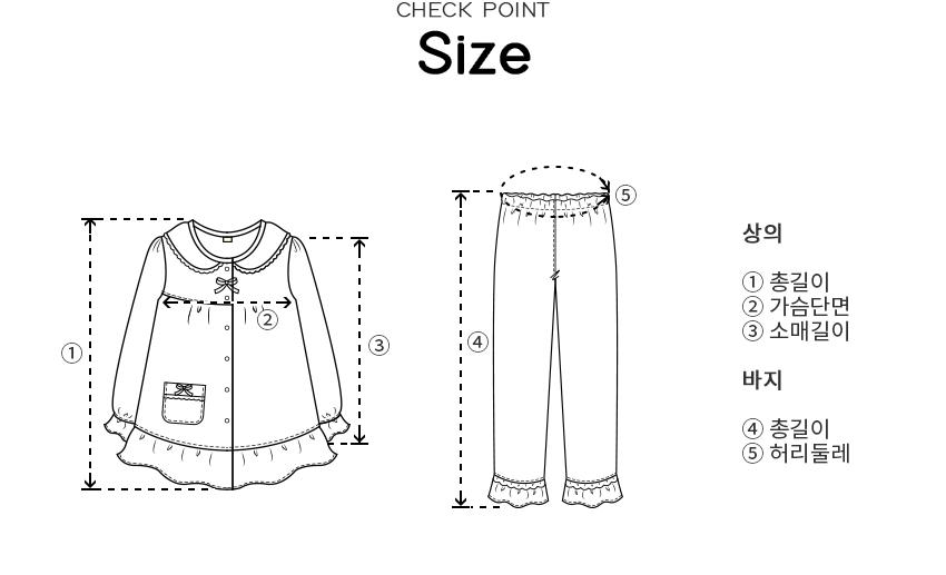할로윈 순면 신혼부부커플잠옷 - 바이메이비, 169,000원, 잠옷, 여성파자마