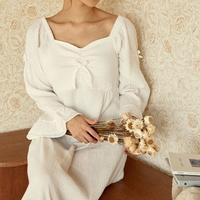 헬레나 순면 여성 홈웨어 원피스잠옷