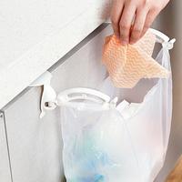 싱크대 주방선반 비닐봉지걸이 홀더 (576)