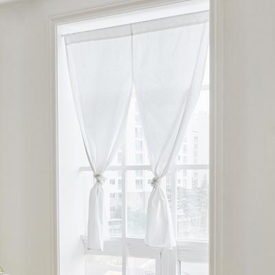 광목 가림막 커튼 분리형/도어 창문 가리개