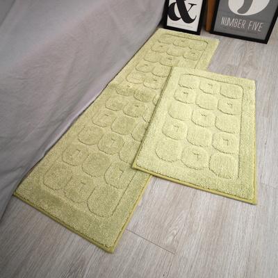 극세사 서클 모던 주방매트 발매트 세트 욕실매트
