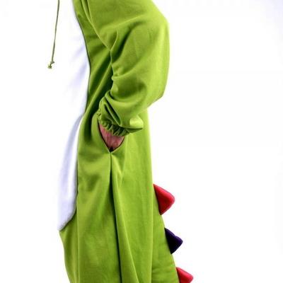 사계절 동물잠옷 공룡 (컬러풀 그린)