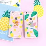 아이폰6 플러스 6S+ - 톰과제리 젤리케이스 시즌2 (4 type)