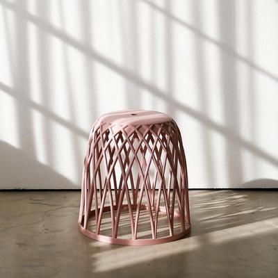 바스켓 스툴 보조 의자