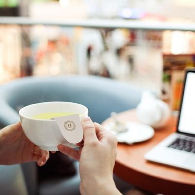 Tea filter 일회용 티필터 (중)