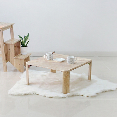 원목 접이식 브런치 테이블 중