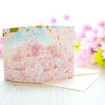벚꽃카드 JD-13