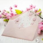 벚꽃카드 JD-14