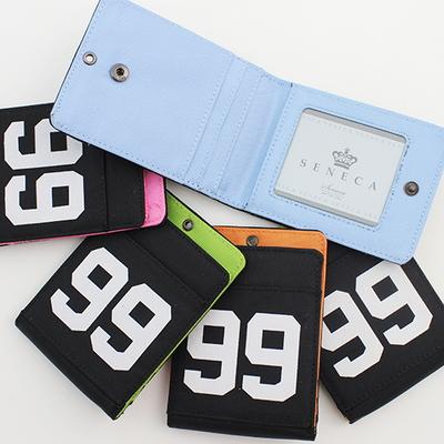 99 목걸이 카드지갑