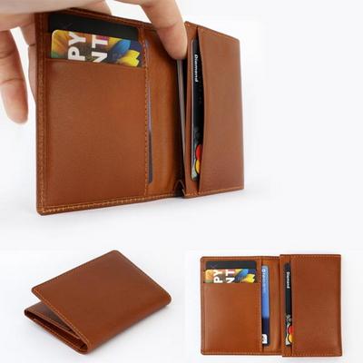세네카 심플리 소가죽 명함지갑, 카드지갑, 반지갑, 중지갑