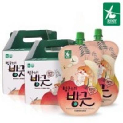 로지오가닉 방구소리방긋 유산균 2BOX(30팩)