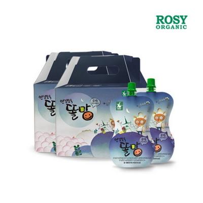 로지오가닉 안경도둑똘망 콩코드포도 2BOX(30팩)