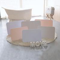 뽀송뽀송 예쁜색감! 모야 규조토 욕실매트(L사이즈)