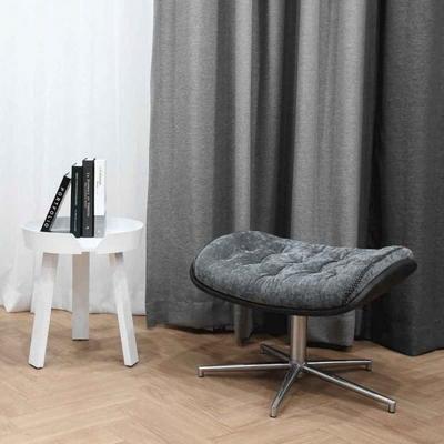 림스코지 패브릭 1인용 쇼파 안락 의자 스툴 세트