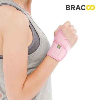 (의료기기)브레이코 WS10 네오프렌 손목보호대 핑크