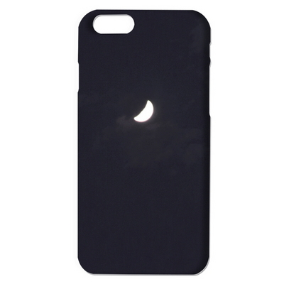 YOA 아이폰8 아이폰7 아이폰6S 갤럭시S8 갤럭시노트8 BLACK 달 케이스