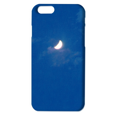 YOA 아이폰8 아이폰7 아이폰6S 갤럭시S8 갤럭시노트8 BLUE 달 케이스