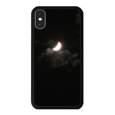 갤럭시 S7 S8 S9 plus 노트5 노트8 노트9 케이스 홀로그램 달 블랙