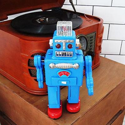 스모킹 로봇 감성소품
