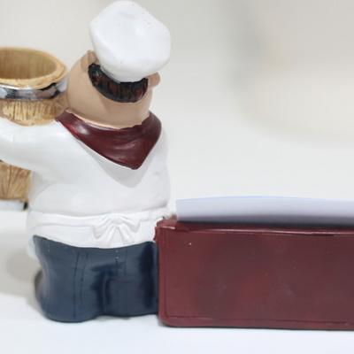 유화 주방장 명함요지꽂이 카페인테리어 소품