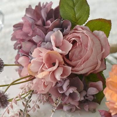 결혼선물 조화꽃 부쉬 디자인 소품