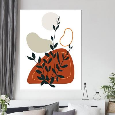 [아트빌리지]주방 인테리어 식물 그림 액자(100x75cm)