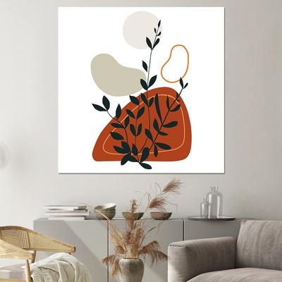 [아트빌리지]주방 인테리어 식물 그림 액자(50x60cm)