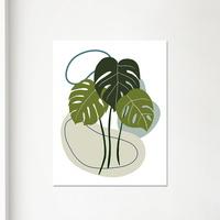 [트리빌리지] 특별한선물 캔버스 그림 액자 (65x80cm)
