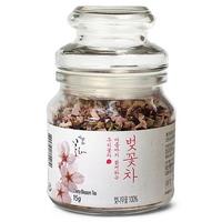 우리꽃연구소 벚꽃차 15g (꽃차)