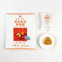 씨름 김치치즈 주먹밥 100g 5개입 500g