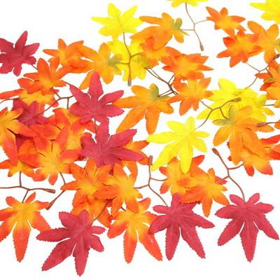 가을 단풍잎 32p