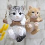 마블 매달린 고양이 장식소품