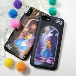 디즈니 앨리스 원더랜드 슬림 더블 카드 케이스 디즈니 정품