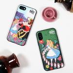 디즈니 앨리스 퀸스가든 슬림 더블 카드 케이스 디즈니 정품