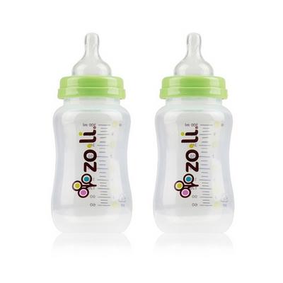졸리 와이드넥 배앓이방지 젖병 10 oz. wide-neck anti-colic bottles 2EA