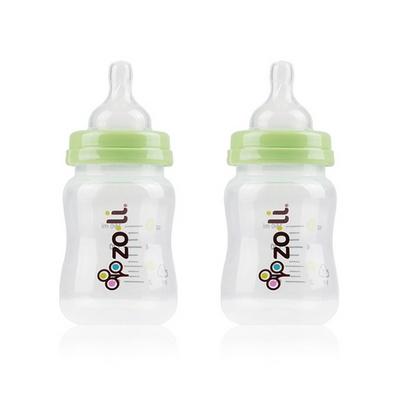 졸리 와이드넥 배앓이방지 젖병 5 oz. wide-neck anti-colic bottles 2EA