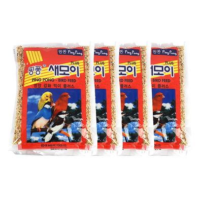 핑퐁 영양강화 새모이 600g 4개