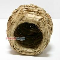 지푸라기 둥지 - (새부화 새알통 새둥지)