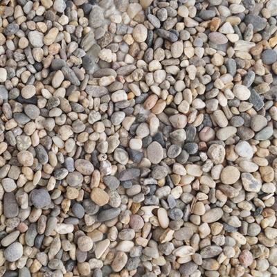 고운물 자연사 5-8mm (1L) - (어항바닥재 구피모래)