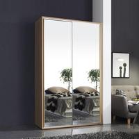 쥬리아 1200 CD 양문 슬라이딩 드레스룸(거울+거울)
