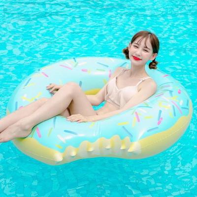 스윔어바웃 대형 민트 도넛 튜브 120CM