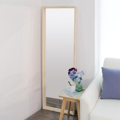 에코 원목 전신거울