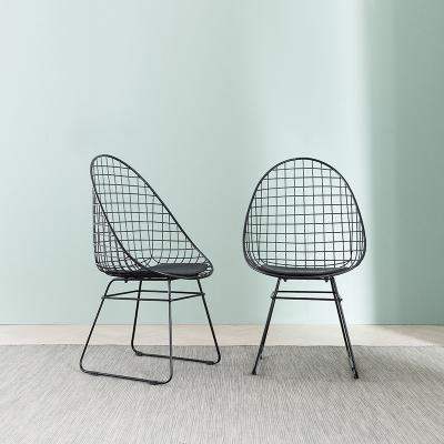 바니 인테리어 철제 의자