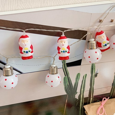 For you Santa String Lamp 포유산타스트링램프